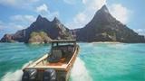 Zábery z Uncharted 4