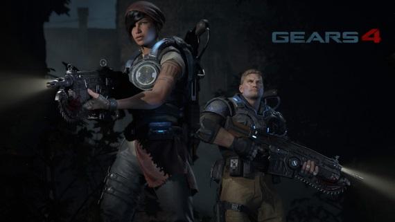 Vývoj Gears of War 4 pokračuje podľa plánov, Phil Spencer je z hry unesený