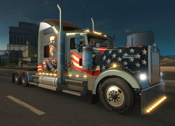 Oba Truck Simulatory dostanú podporu Steam Workshop
