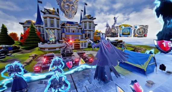 Dragon Front - VR kartová hra pre Oculus Rift ohlásená