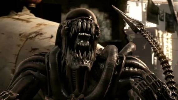 Votrelec proti Pred�torovi v novom videu z Mortal Kombat X