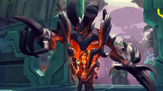 Battleborn predstavil ďalšie 3 podivné postavy