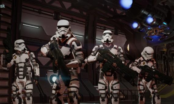Vymeňte svojich vojakov v XCOM 2 za Stormtrooperov
