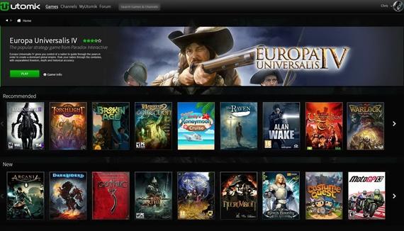 Vyskúšajte si Utomik a hrajte množstvo PC hier zdarma