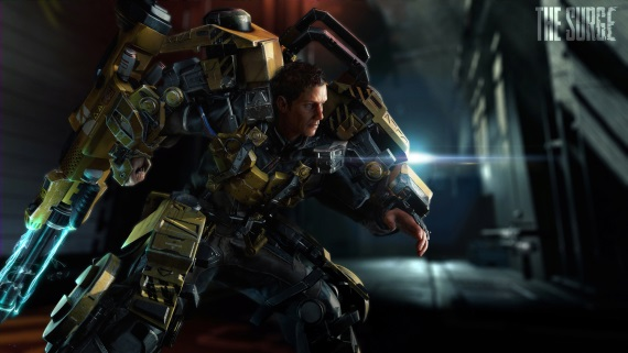 Prvé zábery z The Surge, sci-fi RPG od tvorcov Lords of the Fallen