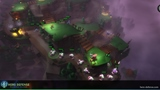 P� odv�nych v hre Hero Defense br�ni ostrov pred mon�trami