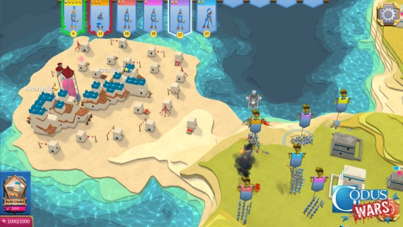Peter Molyneux vydal Godus na Steam Early Access, roz�iruje strategick� prvky