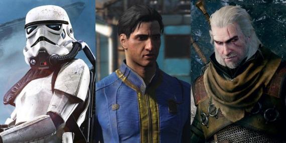 Ktorým hrám sa v roku 2015 dostalo najviac pozornosti?
