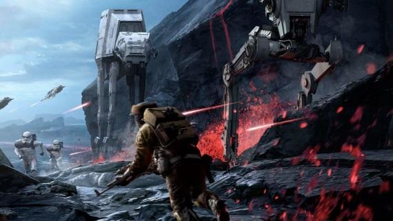 Star Wars Battlefront roz��ri v prvom ve�kom DLC maxim�lny po�et hr��ov