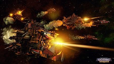 Battlefleet Gothic: Armada ponúka predobjednávkový bonus