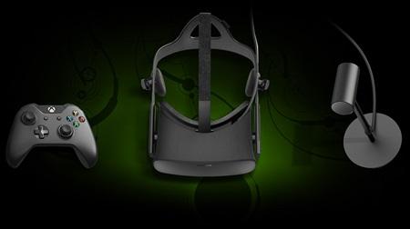 Oculus predstavil akciové Oculus Rift PC bundle