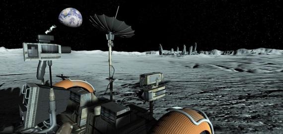 Lunar Survival bude plniť misie a odhaľovať tajomstvá na Mesiaci