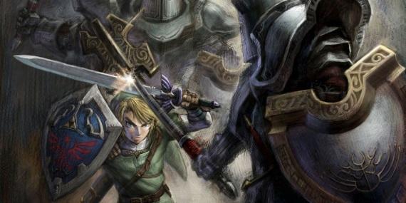Ako obst�la The Legend of Zelda: Twilight Princess HD v sk�ke �asom?