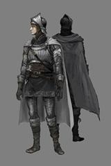 Nové zábery a koncepty z Dark Souls 3