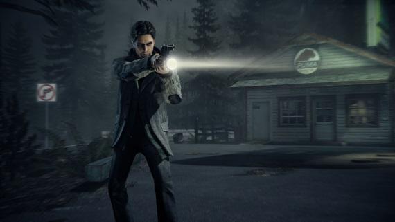 Quantum Break obsahuje trailer na Alan Wake's Return a aj rôzne Alan Wake easter eggy