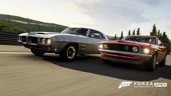 Forza Motorsport 6 pr�de na PC ako free hra