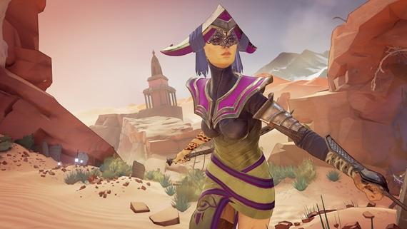 Autori hry Chivalry: Medieval Warfare ohlásili novú multiplayerovú akciu Mirage