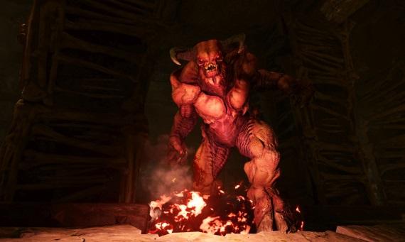 Poradí si vaše PC s beta-testom Dooma?