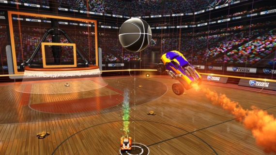 V Rocket League si u� �oskoro zahr�te basketbal a zajazd�te v aut�ch z Dying Light