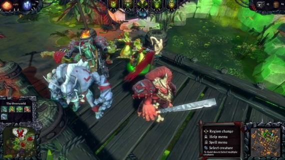 Trailer a hodina hrania Dungeons 2 na PlayStation 4