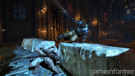 Gears of War 4 ukazuje obr�zky v plnom rozl�en�