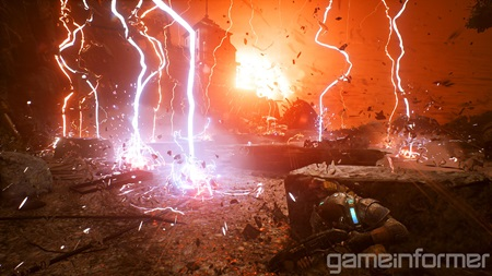 Gears of War 4 ukazuje obrázky v plnom rozlíšení