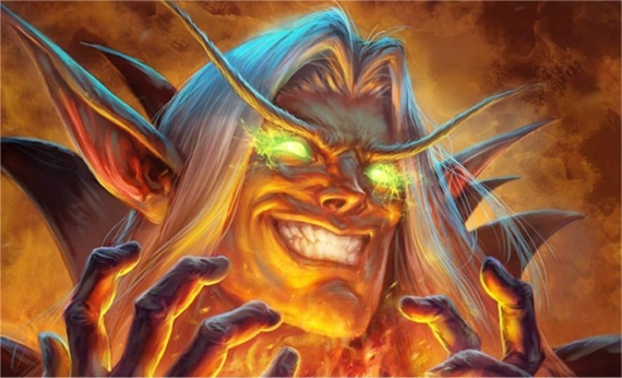 Hearthstone dost�va �al�iu expanziu, nazvan� bude Whispers of the Old Gods