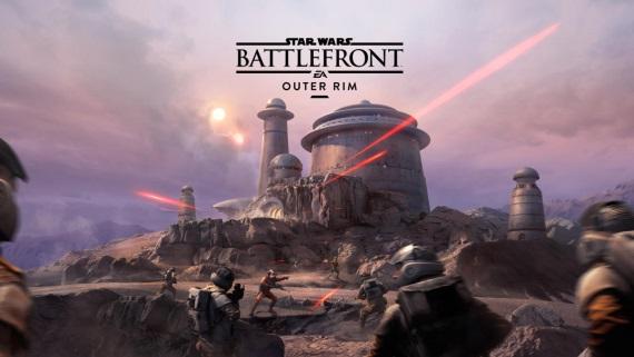 GameStopu unikol dátum a cena Outer Rim DLC pre Star Wars Battlefront