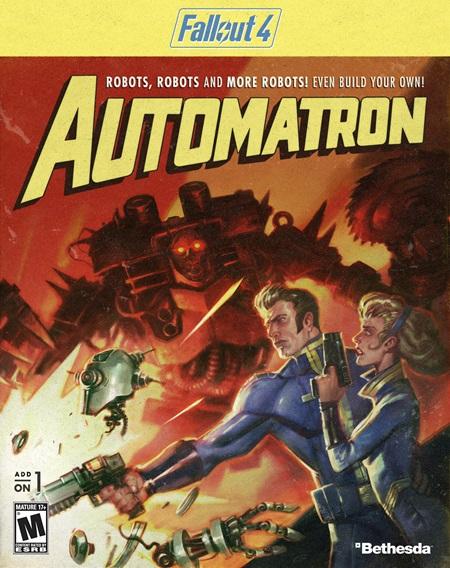 Prvé veľké DLC pre Fallout 4 sa volá Automatron, vyjde budúci týždeň