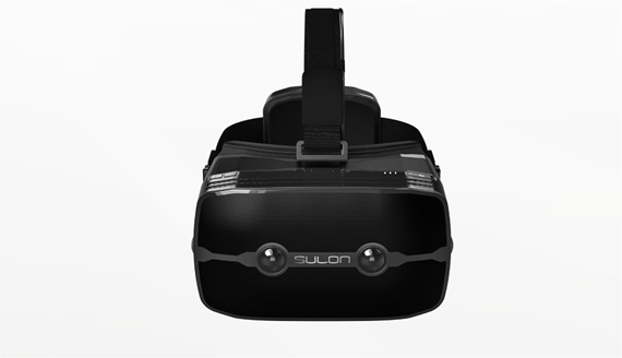 Firma Sulon predstavila all-in-one AR-VR headset s AMD vnútornosťami