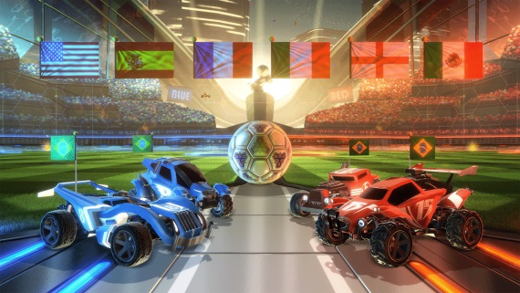 Microsoft prid�va do Xbox Live cross-network multiplayer, hra� sa bude da� proti PC a aj PS4