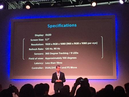 PlayStation VR bude st� 399 eur, vyjde v okt�bri