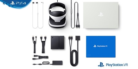 PlayStation VR bude stáť 399 eur, vyjde v októbri