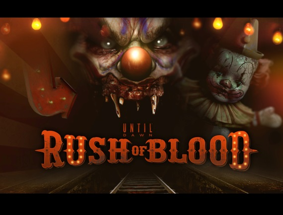 Until Dawn: Rush of Blood v�s prevedie stra�idelnou horskou dr�hou