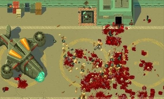 Tvorcovia Hammerwatch pracujú na novom Serious Sam, bude krvavý a bude 2D