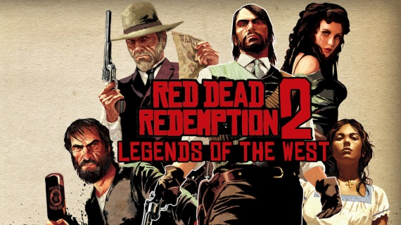 Bude sa nové RDR volať Red Dead Redemption 2: Legends of The West?