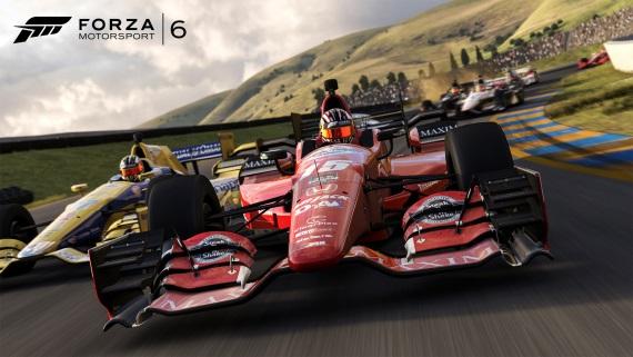 Forza Motorsport �tartuje dve eSport s�rie, spolupracuje s ESL a MLG