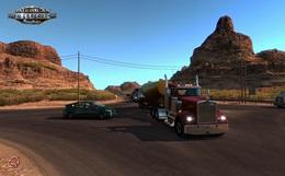 American Truck Simulator ukazuje Arizonu