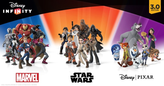 Disney Infinity 3.0 odhaľuje veľké plány na rok 2016