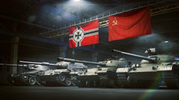 World of Tanks na PS4 m� pred sebou ve�k� update