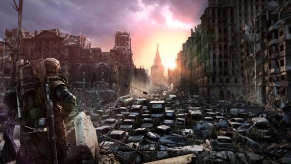 Film Metro 2033 je v pr�prave, bude na� dohliada� autor knihy