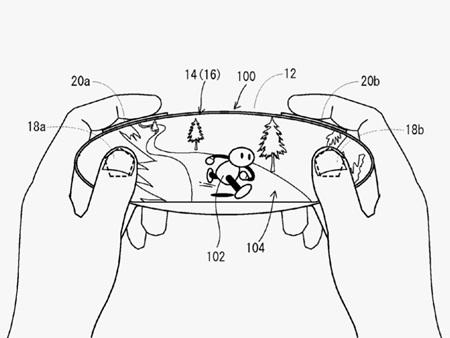 Ďalšie zábery na gamepad Nintendo NX?