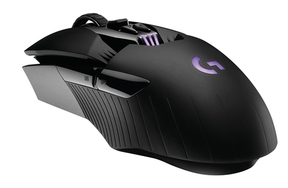 Logitech predstavil pôsobivú hernú wireless myš - G900 Chaos Spectrum