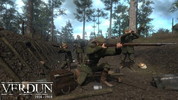Verdun dost�va ve�k� krvav� aktualiz�ciu Horrors of War