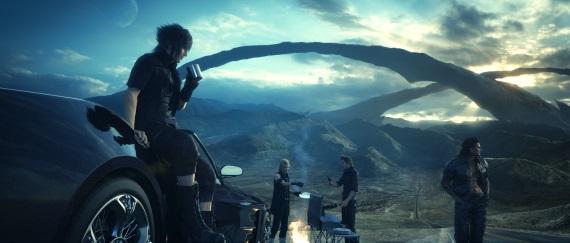 Príbeh vo Final Fantasy XV zaberie 50 hodín, autori miera na 30FPS