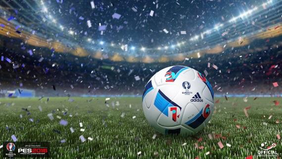 PES dostalo aktualiz�ciu so �ampion�tom UEFA EURO 2016