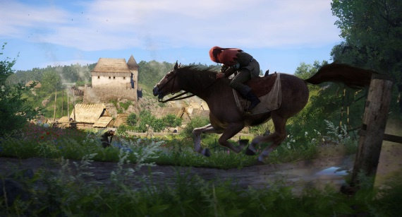Nov� obr�zky z beta-verzie Kingdom Come: Deliverance