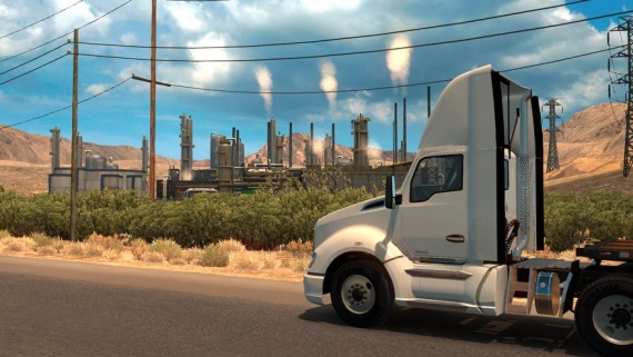 American a Euro Truck Simulator 2 pridajú možnosti úpravy kolies