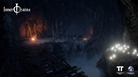 Horor Inner Chains ukazuje viac zo svojho sveta stvoreného v Unreal Engine 4