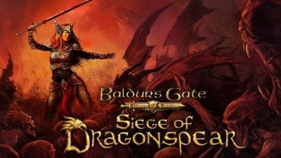 Baldur's Gate: Siege of Dragonspear vyjde �oskoro, m� po�iadavky
